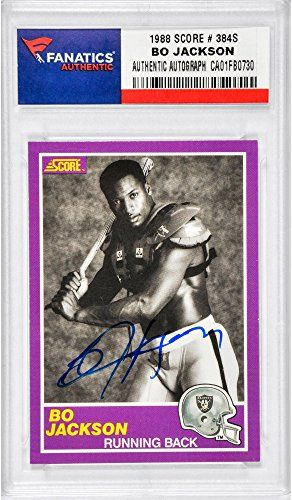 100% Certified Authentic and Backed by our Sports Memorabilia Authenticity Guarantee Comes with a Certificate of Authenticity from and Major League Baseball Authentication Category; Football Slabbed Autographed Cards