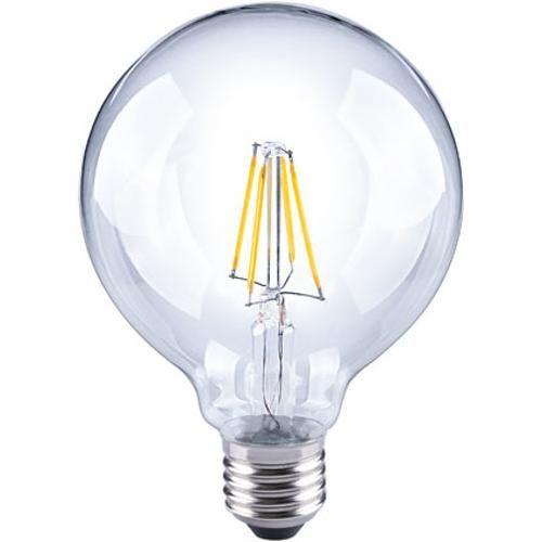 Sencys Led Lamp 4w E27 Globe G95 Bollen Lampen