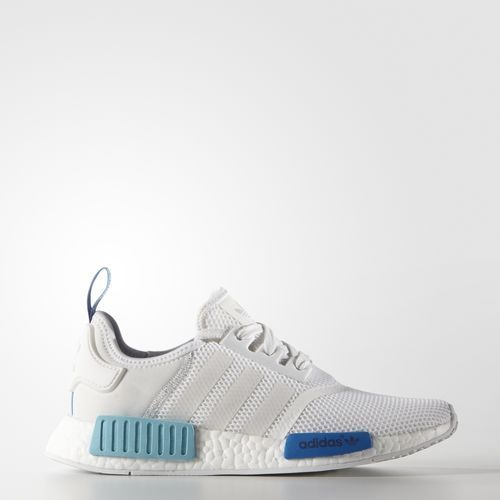 back soon, stronger than ever. | Adidas nmd r1 white, Adidas