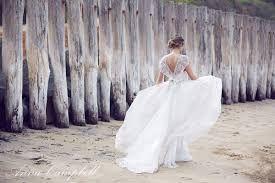 Anna Campbell vestidos novia