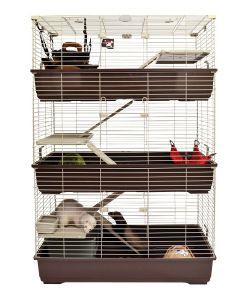 Marshall Townhouse II Ferret Cage Add On Story