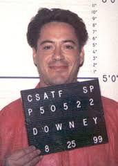 Дауни в тюрьме