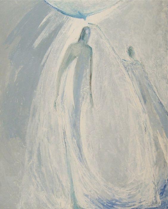 Macha Chmakoff, Baptême du Christ n°3