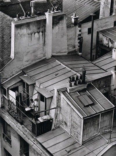 Paris - Latin Quarter, 1926