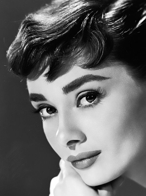 Audrey Hepburn by Bud Fraker, 1954
