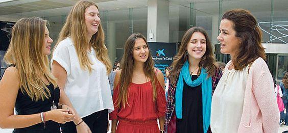 Premian a cuatro alumnas del IES Ramon Llull - Diario de Mallorca