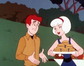 Archie and Sabrina | Retro | Pinterest | The o'jays and ...