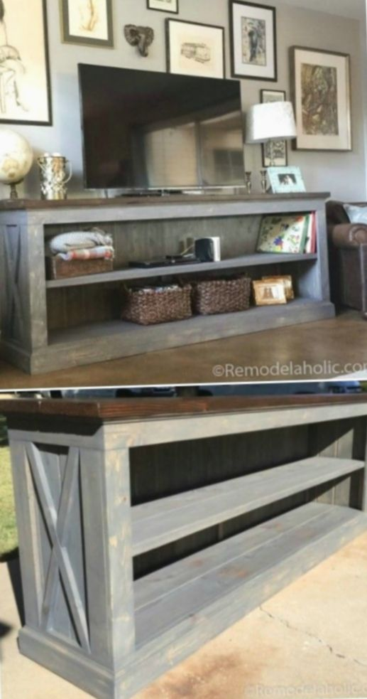15 Diy Baby Gate For Tv Stand In 2020 Diy Furniture Easy Country House Decor Farmhouse Furniture