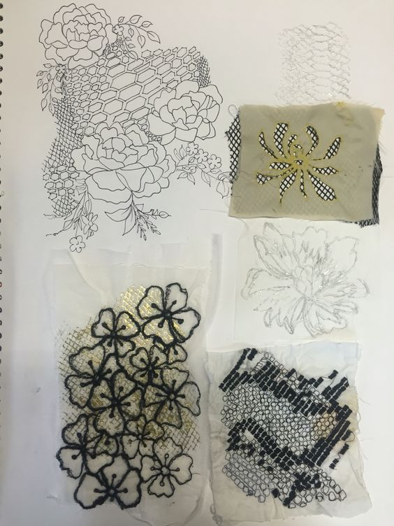 Unit 3 Animal skin with flowers