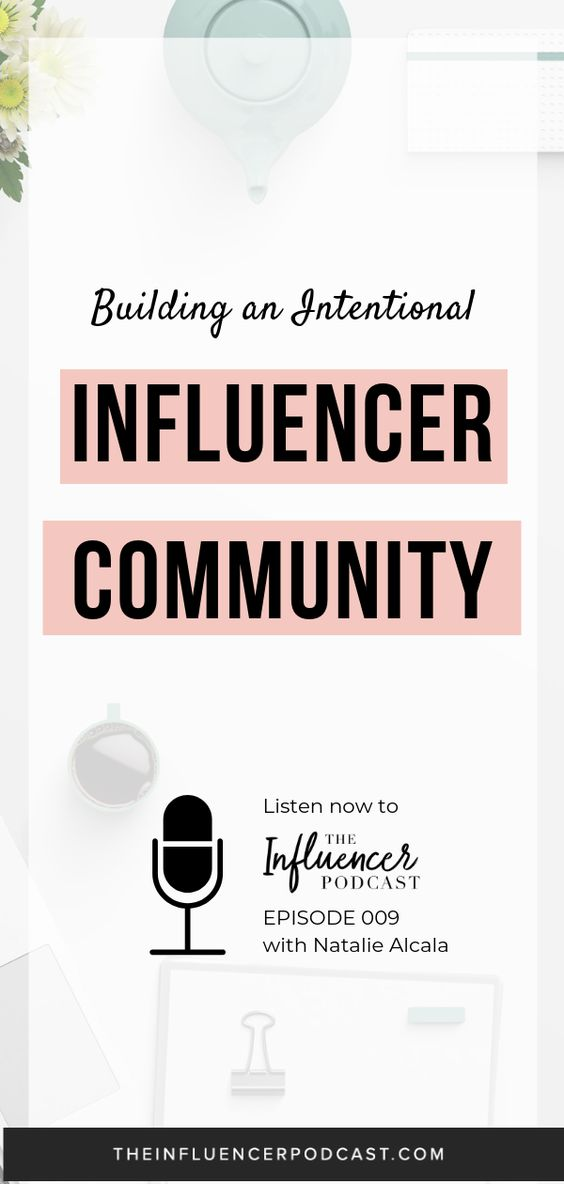 Building and international Influencer Community with Natalie Alcala - Fashion Mamas Founder. The Influencer Podcast with Julie Solomon #InfluencerMarketing #community #Podcast #JulieSolomon #TheInfluencerPodcast