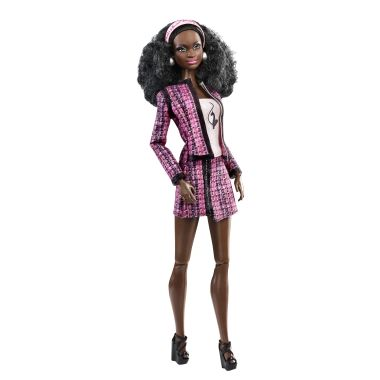 This is a major breakthrough. I don't know why it took me this long to notice. Look at her nose. This is history in the making. : BARBIE® SO IN STYLE® BABY PHAT® CHANDRA® Doll - Shop.Mattel.com