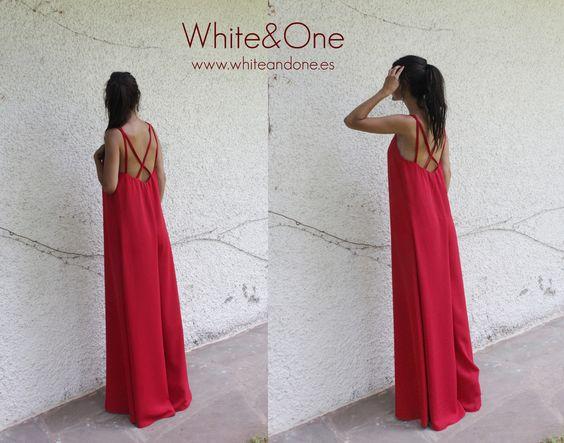 MONOS Y PANTALONES ANCHOS - White&One