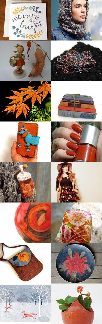 Merry and Bright for Christmas by Julia on Etsy--Pinned with TreasuryPin.com
