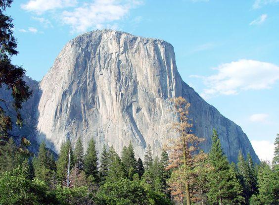 El Capitan (1000m), Yosemite, CA, USA