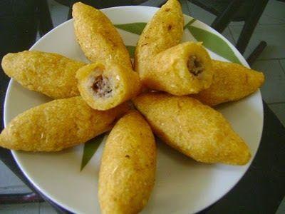 ReceitasDeliciosas: Bolinho Caipira farinha de milho amarela