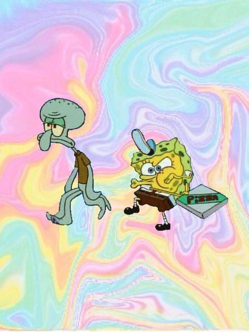 Aesthetic Spongebob Wallpapers Spongebob Background Cartoon Wallpaper Cute Cartoon Wallpapers