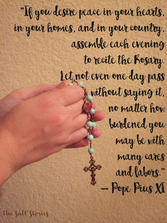 rosary-quote: