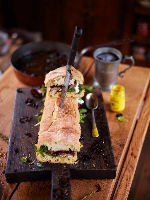 flying steak sandwich | Jamie Oliver | Food | Jamie Oliver (UK)