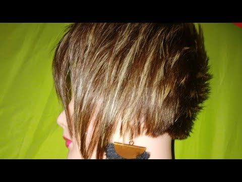 قصات شعر قصير جدا Capas Corto Youtube Hair Styles Long Hair Styles Hair