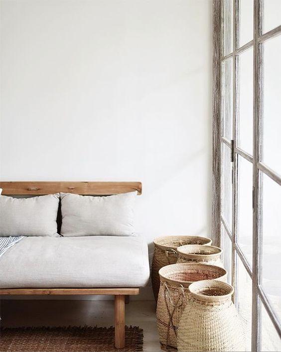 アジアンテイスト ベッド例