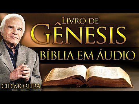 A Biblia Narrada Por Cid Moreira Genesis 1 Ao 50 Completo