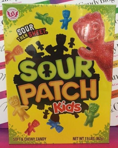 Sour Patch Kids Sour Patch Kids Sour Patch Patch Kids