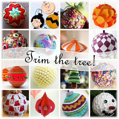 50+ DIY Christmas ornaments. Awesome, Awesome!