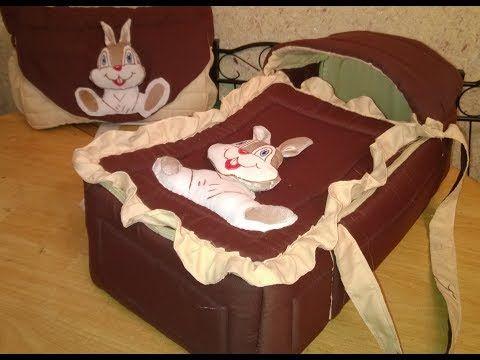 تعلمي معي طريقة تفصيل وخياطة سرير الرضيع لوندو للبيبي بالقماش وبالخطوات لا يفوتكم Youtube Baby Needs Kotatsu Table Kotatsu