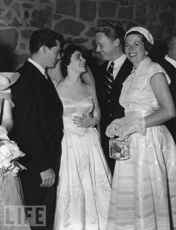 Liz crawford wedding