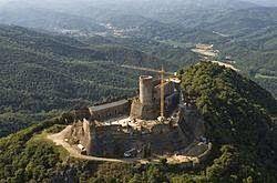 Pueblos Fantasmas en Catalunya: Leyendas medievales-Castillo de Montsoriu-Arbucies...