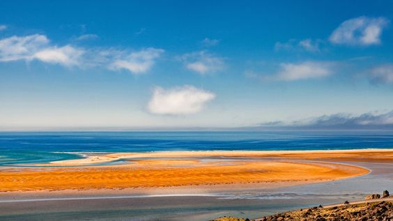 Rau?isandur - der leuchtende Strand Islands