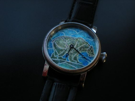 Enamel cloisonne. ( dial watch, icon, etc....) 1fae17df05a9ff69493765b6969a9154