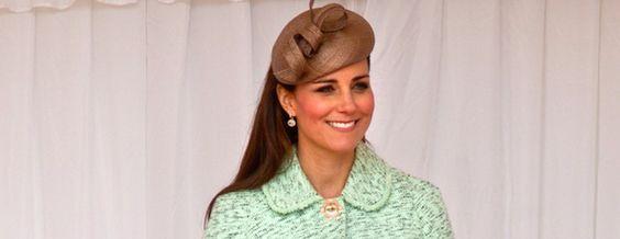 Look Kate Middleton Grávida