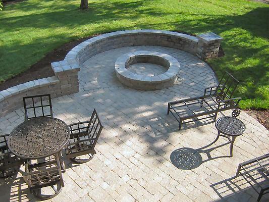simple patio ideas paver patio small patio idea