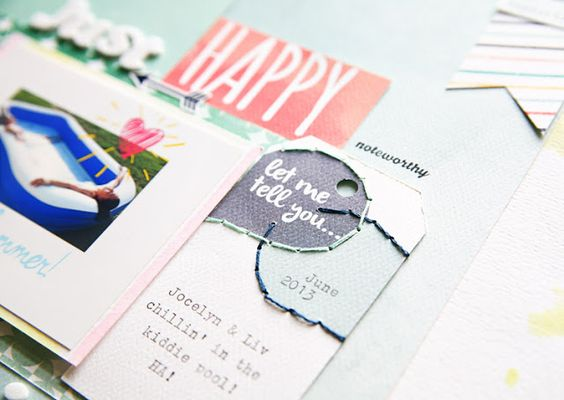 she makes stuff...: Hello Again | Blog Hop