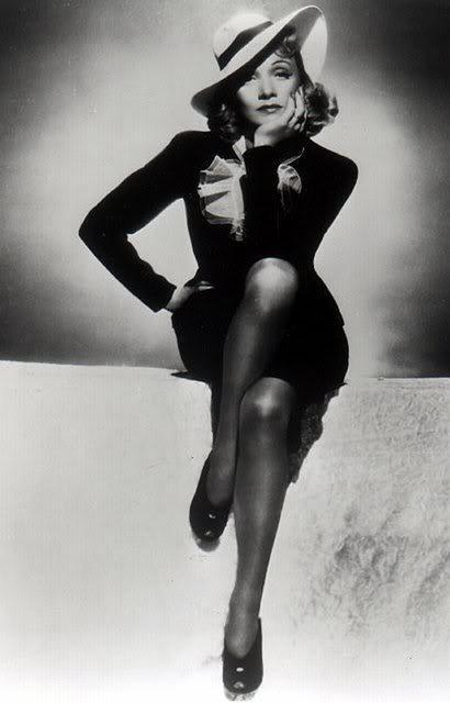 Dietrich. More legs....: