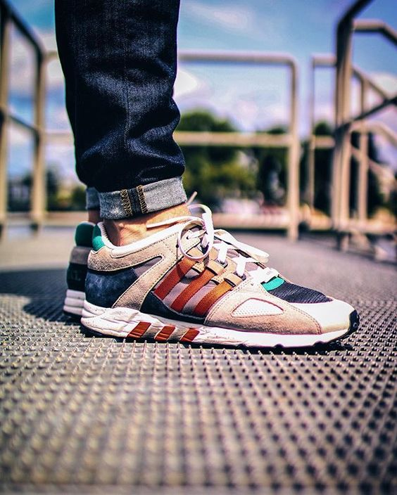 Highs And Lows X Adidas Eqt Running Guidance 93