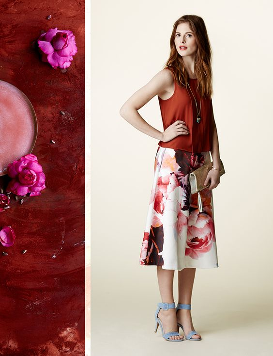 Personal Styling; Spicing Up Springtime on the #AnthroBlog #Anthropologie