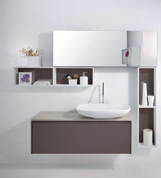 Furniture ultra modern bathroom sink design ideas for Ultra modern bathroom designs