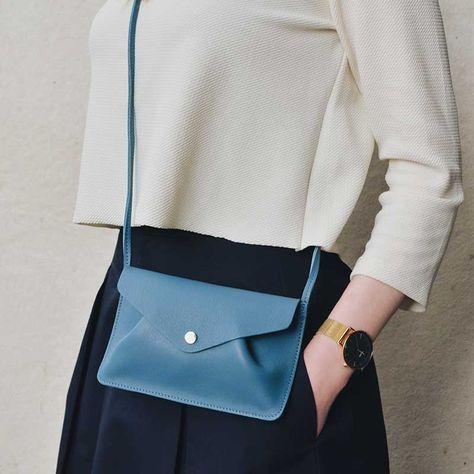 Tas Backing Vocals met schouderband | small bags | kleine tas | dames tas | mode accessoires | womens fashion accessories | Keecie.nl
