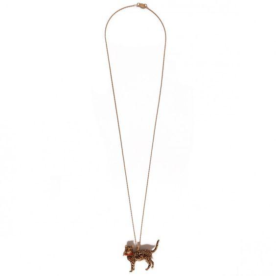 les nereides cat necklace - Google Search