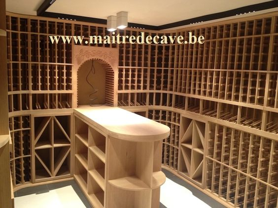 cr ation de celliers et caves vin haut de gamme. Black Bedroom Furniture Sets. Home Design Ideas