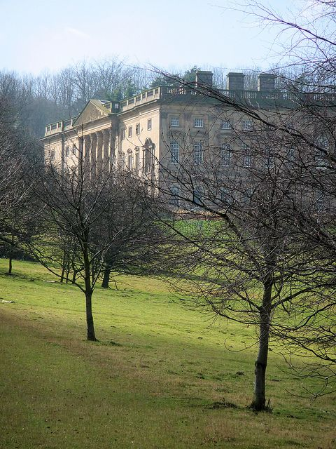 Wentworth Castle, Barnsley, South Yorkshire