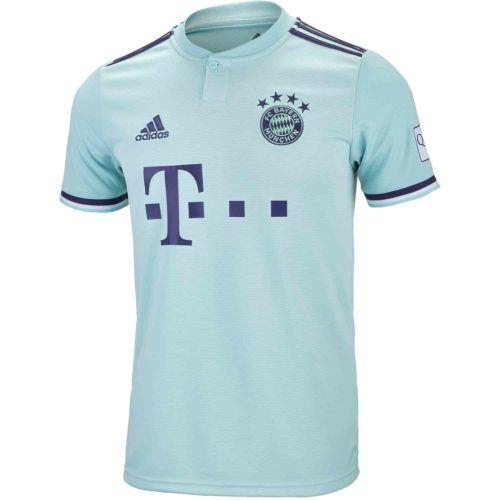 Adidas Bayern Munich Away Jersey 2018 19 Soccerpro Bayern Bayern Munich Jersey