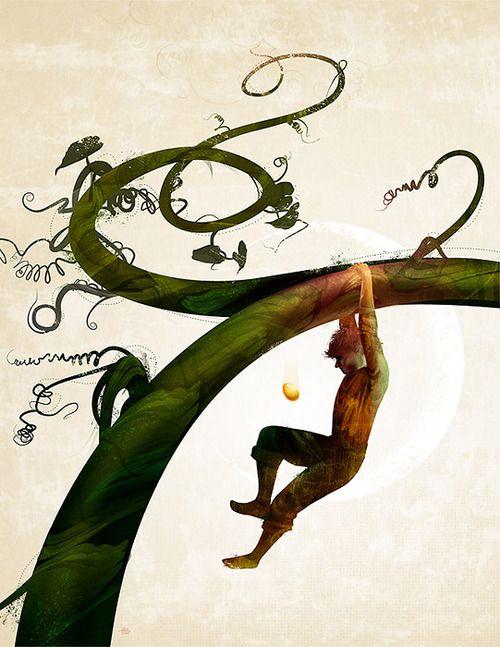 Jack and the Beanstalk - Huan Tran: