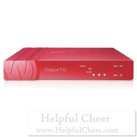WatchGuard Firebox T10 Network Security Firewall Appliance - at - 0153 - Your