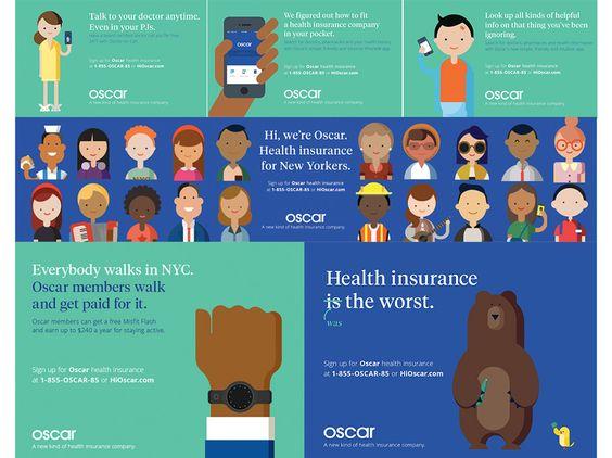 Oscar Health Insurance Jill Group Creative Director Best Health Insurance Health Insurance Health