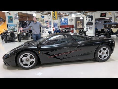 47 Here S Why The Mclaren F1 Is The Greatest Car Ever Made Youtube Mclaren F1 Mclaren Car