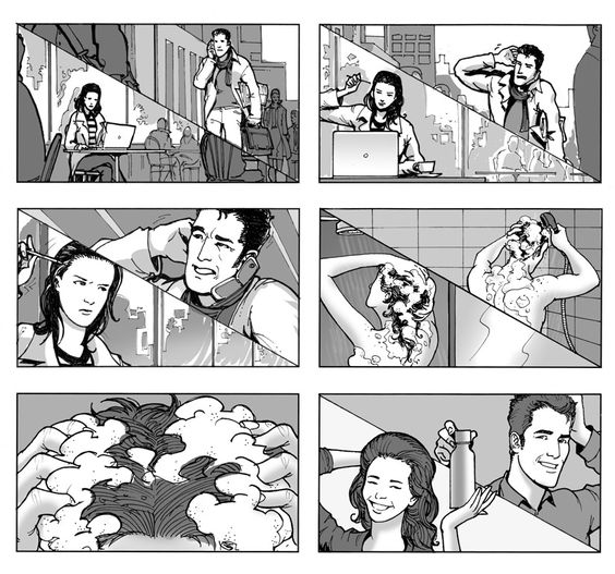 Advertisements Storyboard - Google 搜尋 | Storyboard | Pinterest