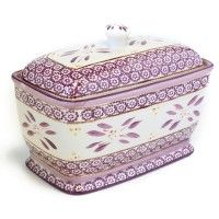 temp-tations® Old World Covered Bread Box